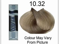 Color Design 1032 Platinum Beige Blonde 100ml Hair