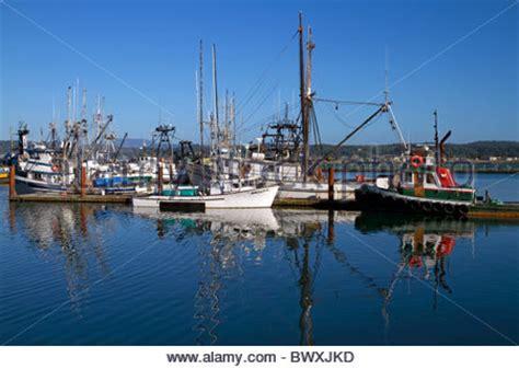 Free Boats Oregon by Newport Oregon Usa Fishing Boats In Harbor On Oregon