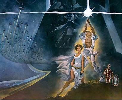 Star Wars Episode Hope Iv Wallpapers Background