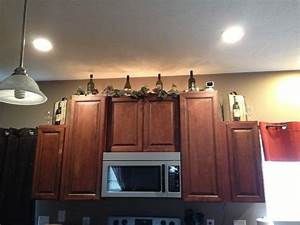 78 best images about my kitchen theme on pinterest With kitchen cabinets lowes with champagne wall art