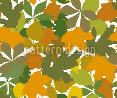 Canopy Of Leaves canopy of leaves vector design