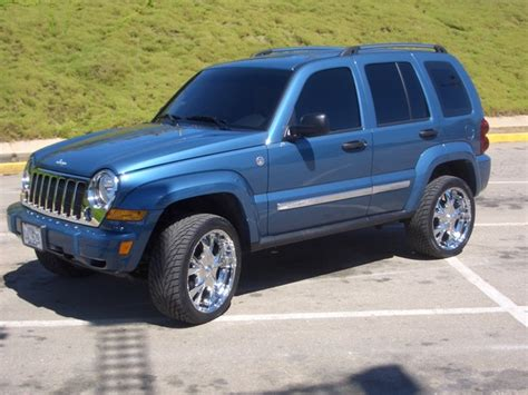 Currently have on the car p235/70r16. trunner 2006 Jeep Liberty Specs, Photos, Modification Info ...
