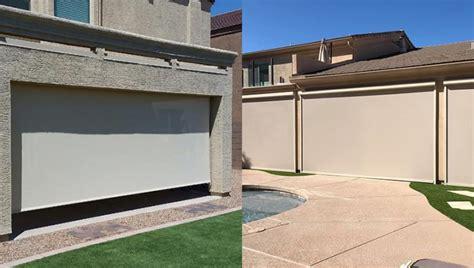 benefits  motorized patio shades  arizona homes  pro shade concepts