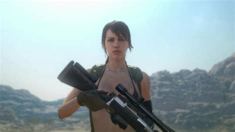 metal gear solid  quiet bug  fixed  ps  pc