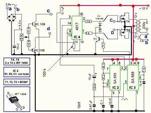 Secret Diagram  More Circuit Diagram For Inverter