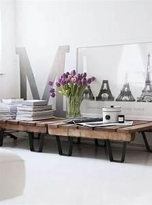 Living Style Möbel : living room white living loft style white floors ~ Watch28wear.com Haus und Dekorationen