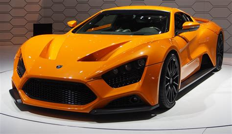 Top 10 Most Expensive Cars In The Market