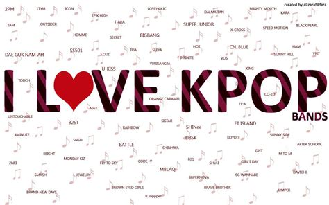 Kpop Backgrounds  Wallpaper Cave