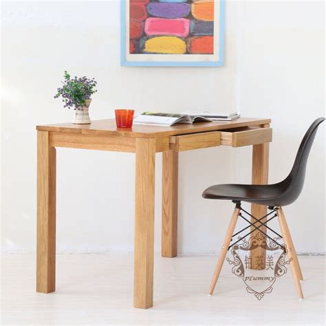 platinum laimei nordic wood den study tables ikea small