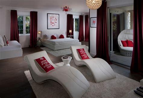 chambre des maitres moderne appartement de luxe pour des vacances uniques à miami