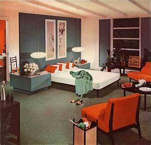 1950s interior design and decorating style 7 major With 50s interior design ideas