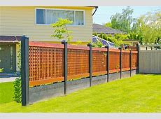 Fence Styles and Designs for BackyardFront Yard IMAGES
