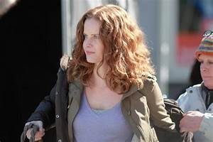 Rebecca Mader Photos Photos - Stars On The Set Of 'Fringe ...