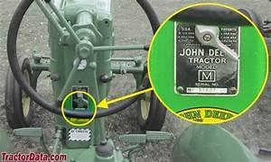 Tractordata Com John Deere M Tractor Information
