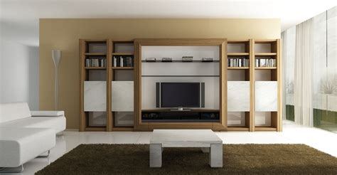 15 The Best Tv Wall Units