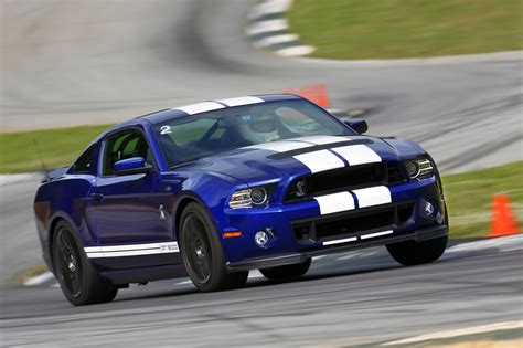 Ford Mustang Shelby Gt500 Laps The Nrburgring Video
