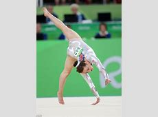 Team GB's youngest athlete Amy Tinkler wins bronze in