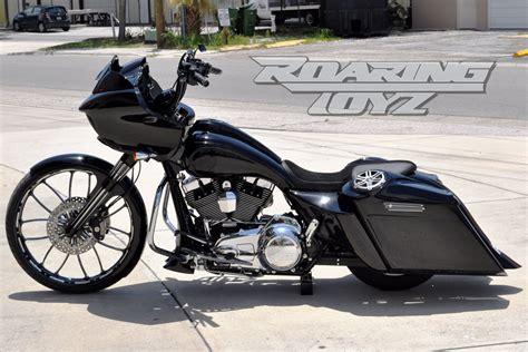 2016 Roadglide Custom Black 26 Wheel Bickford | Roaring Toyz