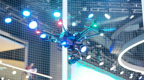 Intels Realsense Drones Will Literally Hunt You Down