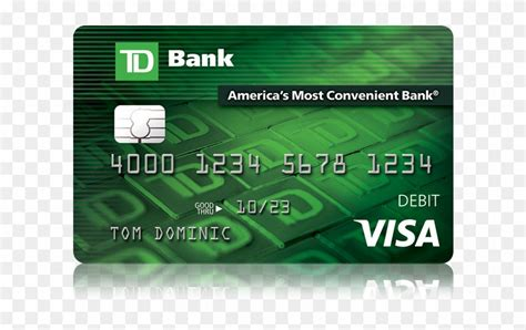 Which bank of america credit cards offer purchase protection? Every Td Bank Checking Account Comes With The Convenience - Fairwinds Debit Card, HD Png ...