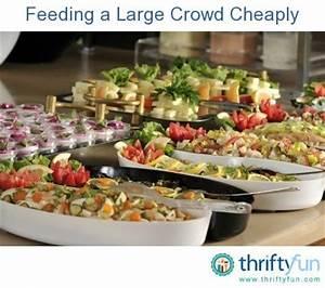 Feeding a Crowd Cheaply