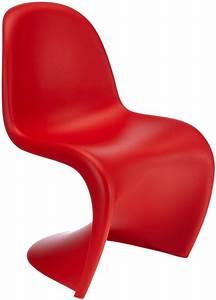 Verner Panton Chair : panton s chair red ~ Frokenaadalensverden.com Haus und Dekorationen