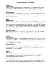 Expository Essay Examples Middle School