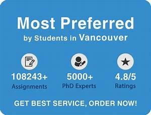 Assignment Help Vancouver