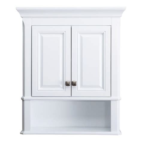 home depot wall cabinets home decorators collection moorpark 24 in w bathroom