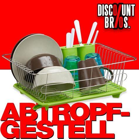 Geschirr Abtropfgestell Küche by Abtropfgestell Geschirr Abtropfgitter Abtropfkorb Mit