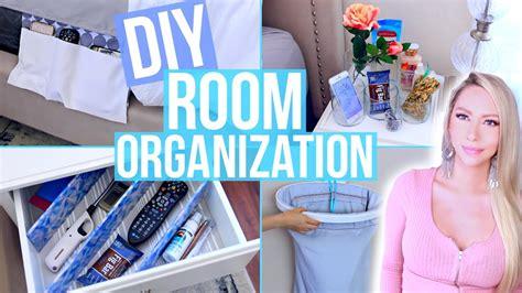 diy room organization  storage ideas youtube