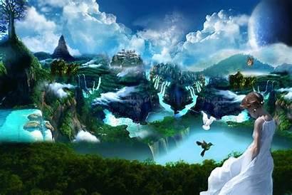 Wallpapers Ifreewallpaper Mobile Mystic Popular Background Island