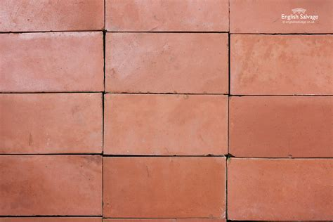 godwin rectangular terracotta floor tiles
