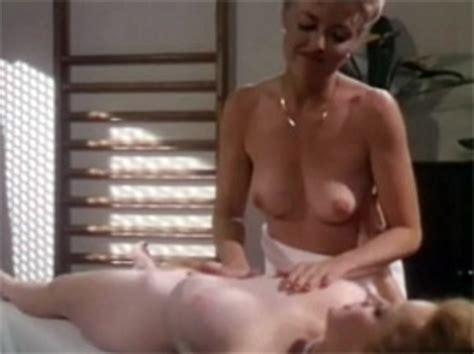 Big Titties Redheaded Babe Getting A Hot Lesbian Massage
