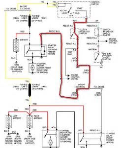 ford f ignition switch wiring diagram  similiar 91 f150 ignition wiring keywords on 1991 ford f150 ignition switch wiring diagram