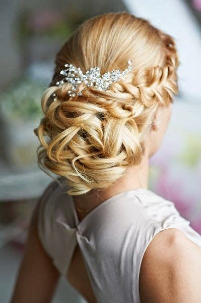 Wedding Hair by Wedding Inspiration The Prettiest Braided Hairstyles For