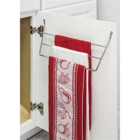 serviette de cuisine support serviette porte rangement cuisine armoire chrome