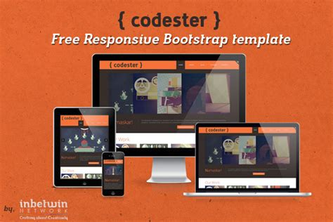 12 Free Bootstrap Html Templates