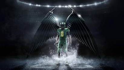 Oregon Football Ducks Nike College Desktop Teams