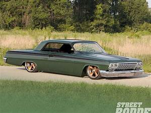 92  Chevy Impala 1962  Retrocar