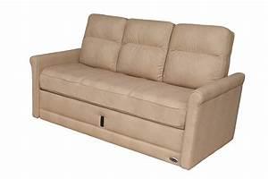 rv sleeper sofa with air mattress flexsteel sofa sleepers With trailer sofa bed