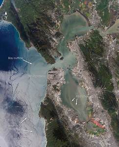 San Francisco Bay/Peninsula - Landforms