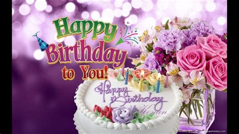 Free Birthday Card Picture by Happy Birthday To You Photo Slideshow