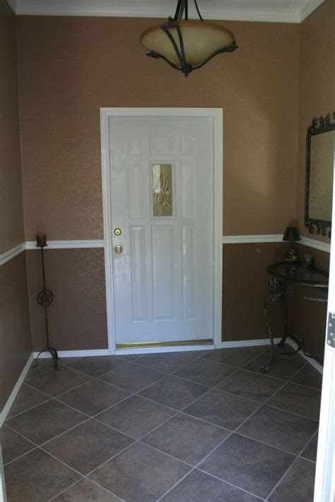 Two Tone Gray Walls With Chair Rail by Two Tone Gray Walls Simple Tamnhom Two Tone Bathroom Two