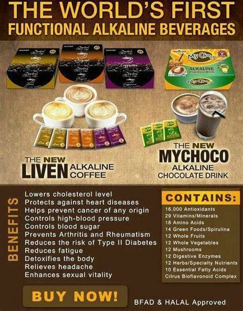 Or are you just interested in taking in healthy products? Liven coffee - Alkaline coffee that helps to fight various diseases - Biashara Kenya