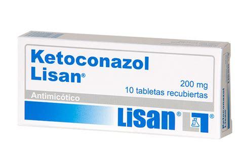 laboratorios lisan ketoconazol