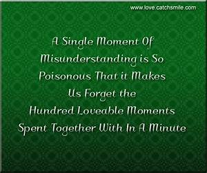 Quotes About Mi... True Love Missunderstanding Quotes