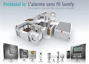 Alarme Maison Sans Fil Somfy : l alarme sans fil somfy isorol ~ Dallasstarsshop.com Idées de Décoration
