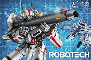 Titan to create original Robotech comic series  Robotech