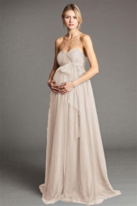 robe mariage femme enceinte tati robe de mari 233 e grossesse tati